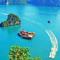 Stunning location & Excellent cruise