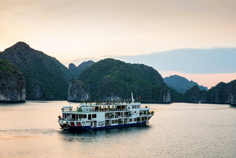 Heritage Journey – Hanoi and Halong Bay 3 Days/2 Nights
