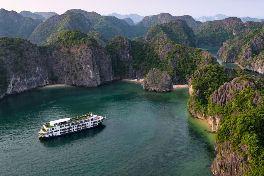 Heritage Journey – Hanoi & Halong Bay 2 Days / 1 Night