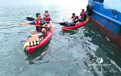Protect the Environment in Ha Long Bay and Lan Ha Bay