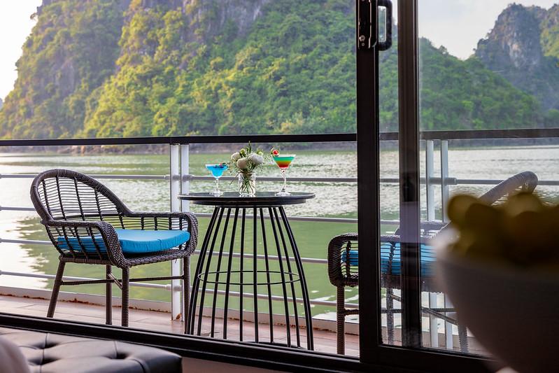 Ocean Suite Balcony